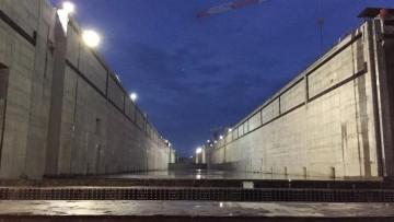 Nuovo Canale di Panama: e' un successo (italiano) lo stress test dell'Atlantico