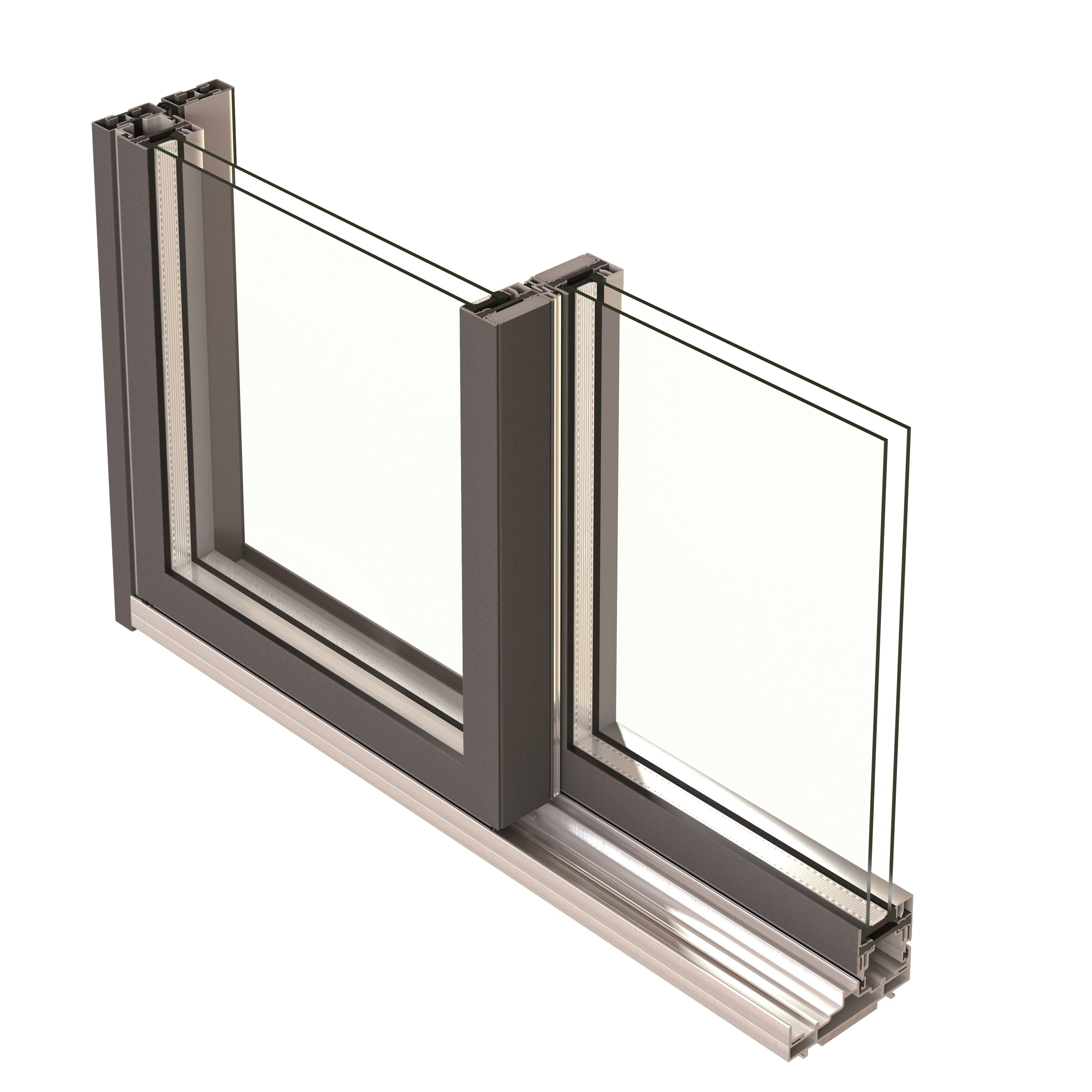 Sistemi in acciaio per finestre facciate e coperture for Dimensioni finestre velux nuova costruzione