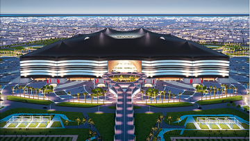 Salini Impregilo realizzerà uno stadio di Qatar 2022