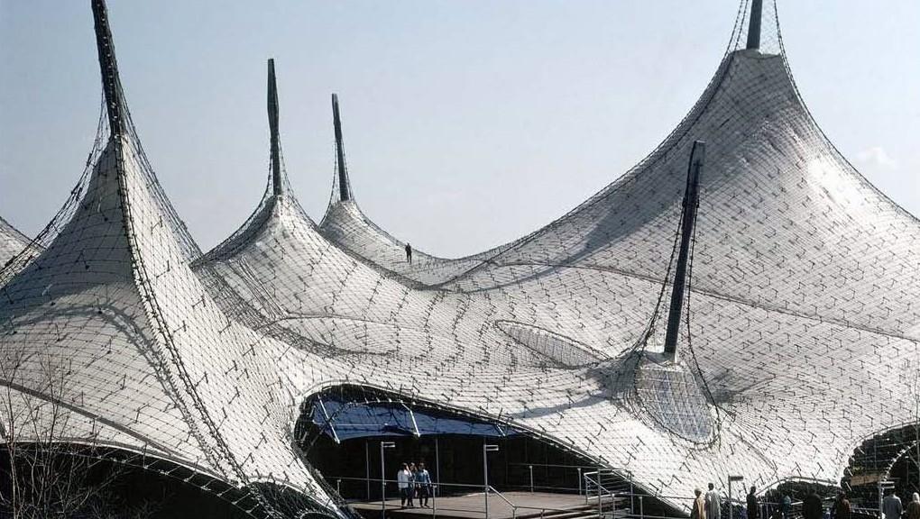 7 - Otto - Padiglione Tedesco Expo 67