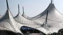 Le tensostrutture di Frei Otto: il padiglione tedesco per Expo 1967