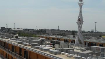 Expo Milano 2015: sistemi rooftop e pompe di calore per Eataly