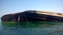 Relitto della Gökbel, ultimato il recupero della nave