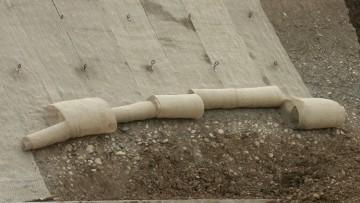 Dissesto idrogeologico: controllo dell'erosione e stabilizzazione superficiale