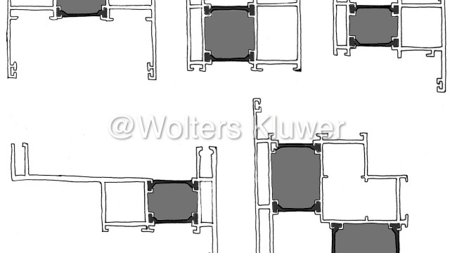 Efficienza Energetica E Isolamento Termico : Il taglio termico nei telai dei serramenti ingegneri