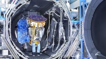 Astronomia gravitazionale: verso il lancio del satellite di Lisa Pathfinder