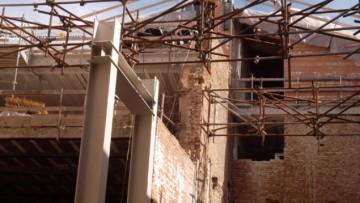 Restauro Palazzo Valloni a Rimini: la ristrutturazione della copertura