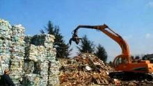 Opera edile realizzata con materiali riciclati …o stoccaggio di rifiuti?
