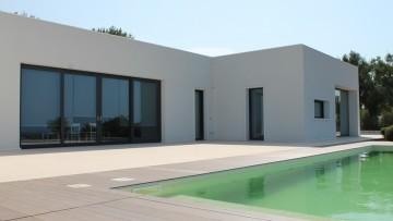 Legno composito per esterni: una residenza rurale in Salento