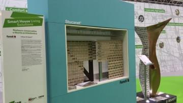 Saie 2015 e Smart House Living: Ruredil presenta le sue tecnologie per pavimentazioni