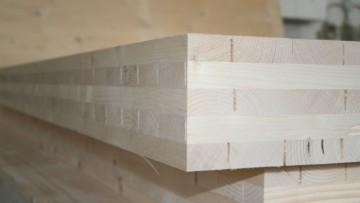 Legno strutturale: dimensioni e spessore dei Pannelli XLAM
