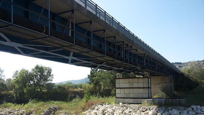 L 39 isolamento sismico di ponti e viadotti al centro del for Foto di ponti coperti
