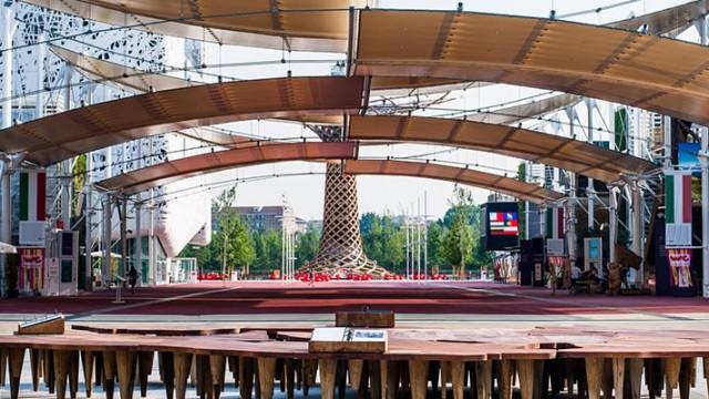 Le sfide ingegneristiche di expo milano 2015 raccontata da for Esposizione universale expo milano 2015