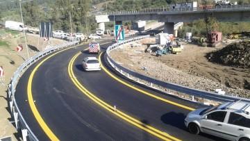 Viadotto Himera, l'emergenza è risolta: apre la 'bretella'