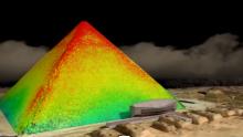 La termografia della Piramide di Cheope rivela 'impressionanti anomalie'