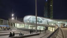 La nuova stazione di Arnhem, gioiello progettuale di Arup e UNStudio