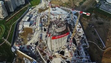 Torre Hadid di CityLife a Milano: i 'segreti' del momento torcente