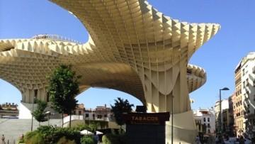 Il Metropol Parasol di Siviglia dal punto di vista degli ingegneri