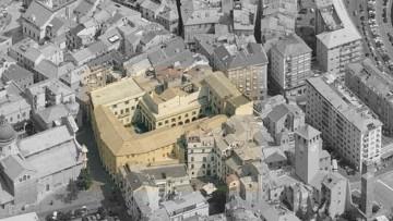 Palazzo Santa Chiara a Savona: il programma di valorizzazione