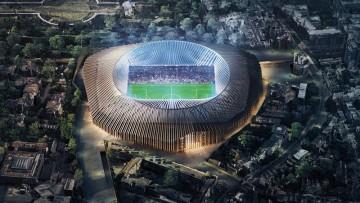 Come sarà il nuovo stadio del Chelsea, 'firmato' Herzog & de Meuron