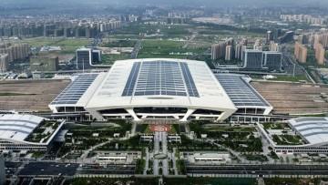 Grandi infrastrutture in Cina: la nuova stazione est di Hangzhou