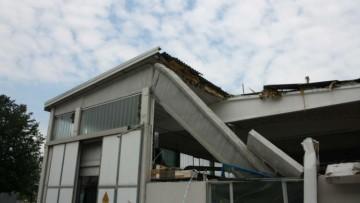 Gli edifici a grande luce e il rilievo del danno post-sisma in Emilia