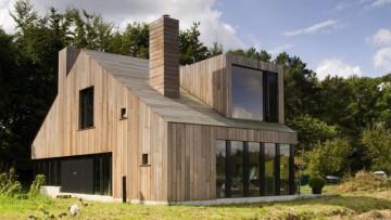 Edilizia in legno: oltre 3.000 edifici costruiti nel 2014