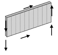 Bernasconi 8_FIG 3_Elemento di parete con funzione di controventatura (Disegno Andrea Bernasconi)