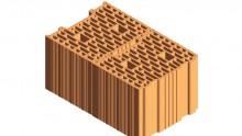 Blocchi rettificati per murature portanti in zone sismiche: da Danesi Poroton Plan P800 AS