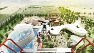 La Centrale Enel di Alessandria diventerà un parco per gli sport estremi