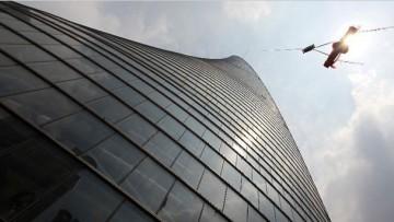 Completata la Shanghai Tower, il secondo grattacielo più alto al mondo – Gallery