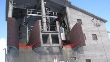 Il restauro della storica funivia di Youla