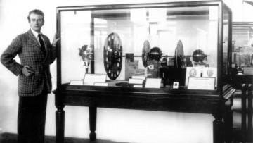 La prima dimostrazione di televisione avvenne 90 anni fa