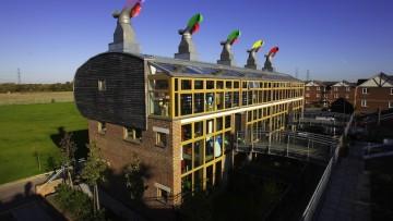 Efficienti e spettacolari: 11 edifici Nzeb nel mondo – Gallery