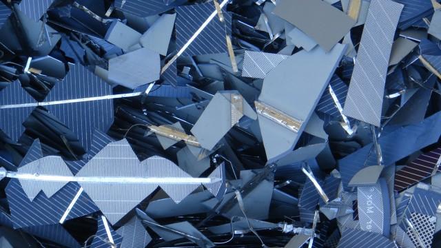 Pannelli fotovoltaici incentivati: istruzioni operative per lo smaltimento
