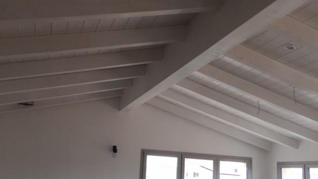 Una nuova mansarda con tetto in legno per una casa in Sardegna  Ingegneri.info