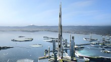 Tokyo sfida Dubai: nel 2045 una torre alta il doppio del Burj Khalifa