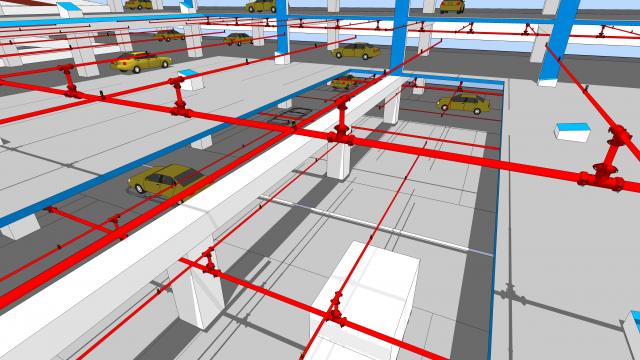 Software progettazione degli impianti antincendio cpi win for Software di progettazione per la casa