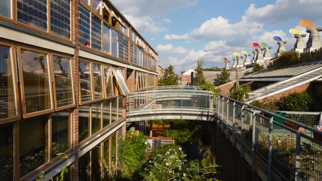Edifici Nzeb nel mondo: BedZED a Londra, il complesso 'pioniere'