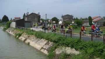 Come sarà VenTo, la ciclovia da 679km tra Venezia e Torino