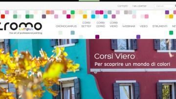 Formazione progettisti: Viero dà il via a Cromocampus, corsi in aula e online per professionisti dell'edilizia