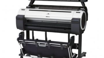 Stampanti professionali: da Canon, le nuove imagePROGRAF iPF770 MFP L36 e iPF670 MFP L24