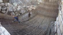 La ristrutturazione della diga Cavo Diotti, costruita nel 1812