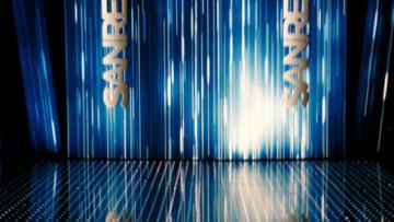 Festival di Sanremo 2016: il pavimento in vetro extrachiaro dell'Ariston