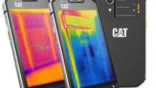 Il primo smartphone al mondo con termocamera è il nuovo Cat S60 potenziato da Flir Systems