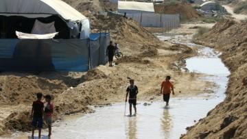 L'ingegneria italiana per il sistema idrico nella Striscia di Gaza
