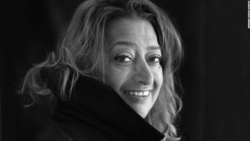 """È morta Zaha Hadid, la """"dama dell'architettura"""""""