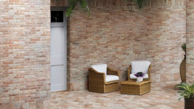 Rivestimenti in gres ceramica rondine presenta brick for Ceramica rondine