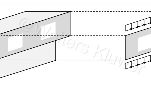Bernasconi 13_FIG 1_Schematizzazione di una trave parete (Disegno Andrea Bernasconi)