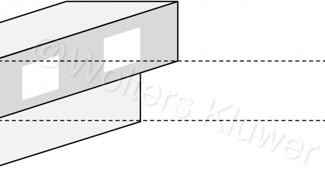 Bernasconi 13_FIG 2_Parete laterale a L come elemento di sostegno della trave parete a sbalzo (Disegno Andrea Bernasconi)